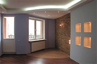 Капитальный ремонт квартир и